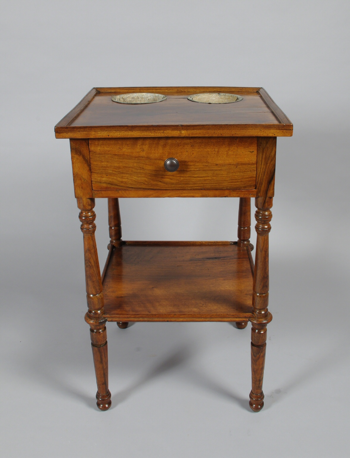 Robert morrissey antiques louis philippe walnut wine for Table louis philippe