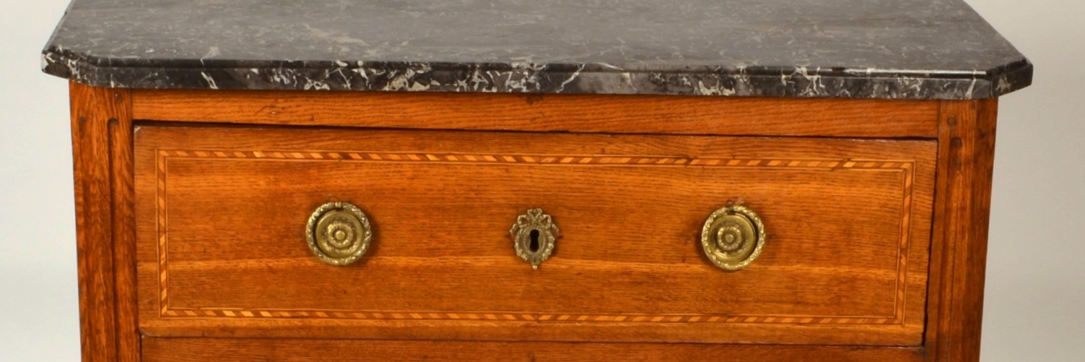 View 5: Louis XVI Oak Chest of Drawers