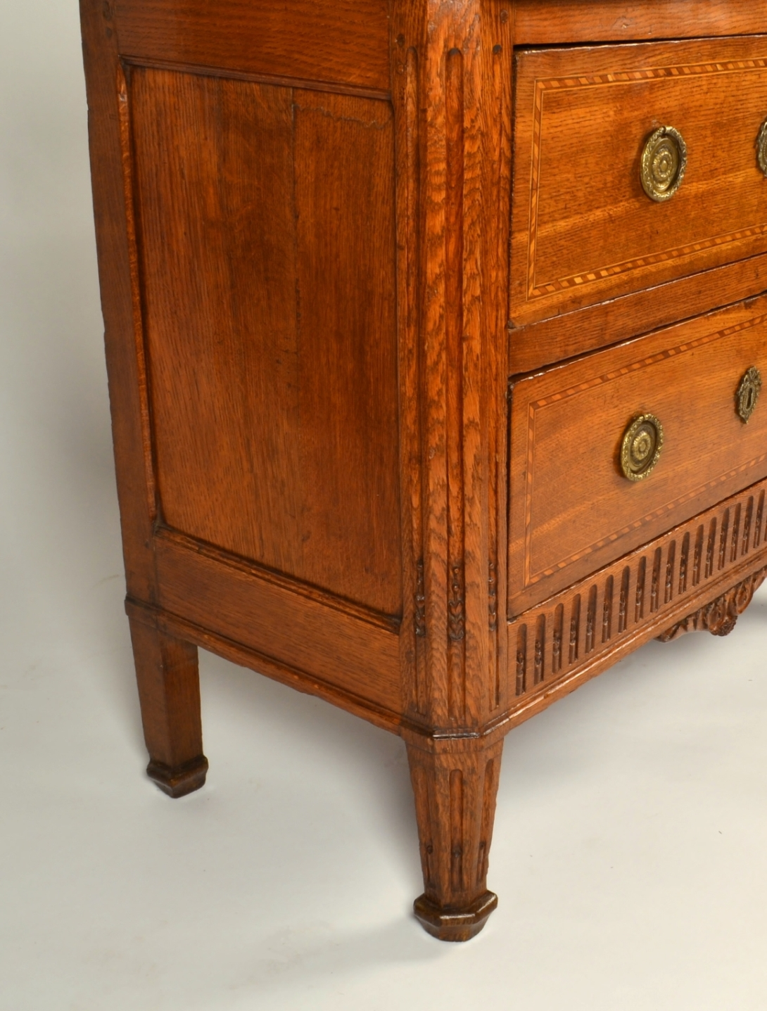 View 7: Louis XVI Oak Chest of Drawers