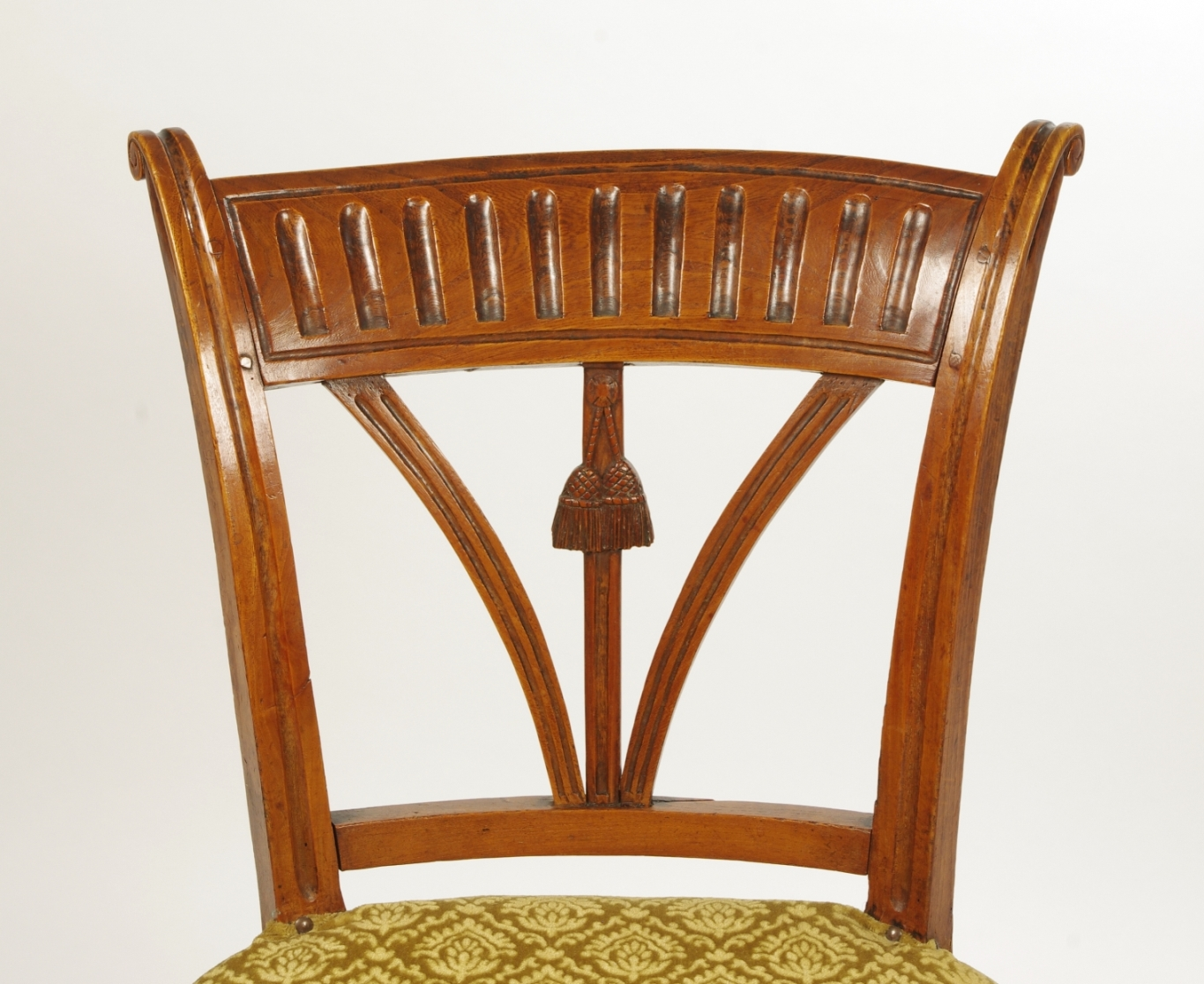 View 7: Set of Four Italian Side Chairs