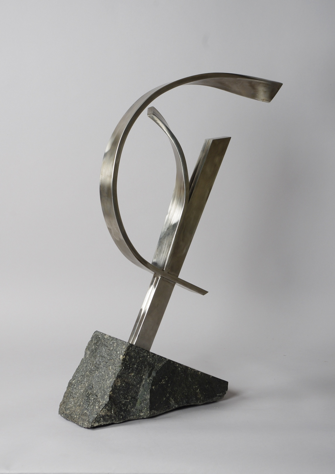 View 4: Abstract Sculpture Attributed to Brother Mel Meyer (1923- 2013)