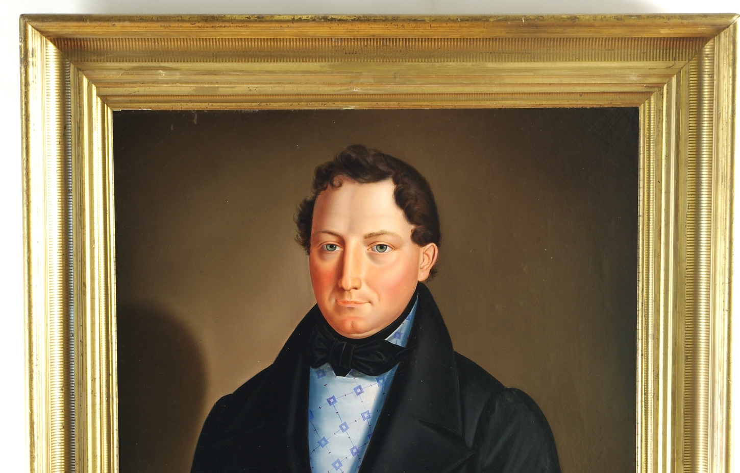 View 3: Biedermeier Portrait of a Gentleman, c. 1820