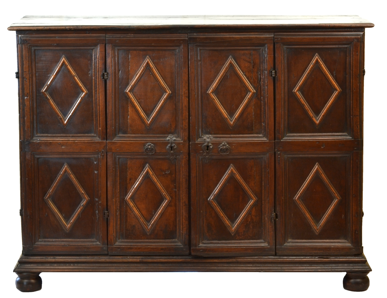 View 1: Italian Walnut Credenza, 18th c.