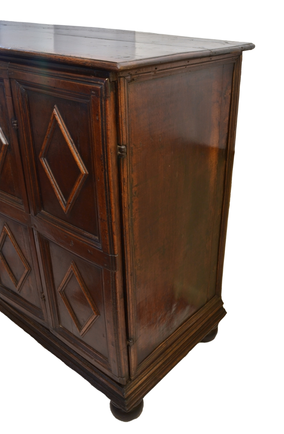 View 5: Italian Walnut Credenza, 18th c.