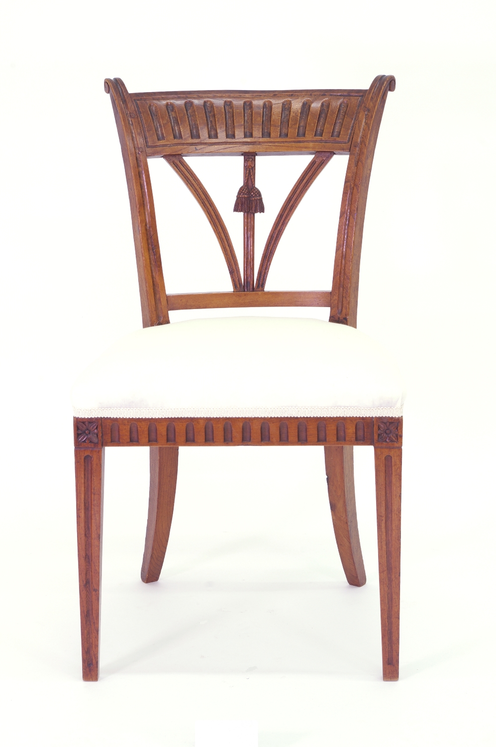 View 4: Set of Four Italian Side Chairs, c. 1800