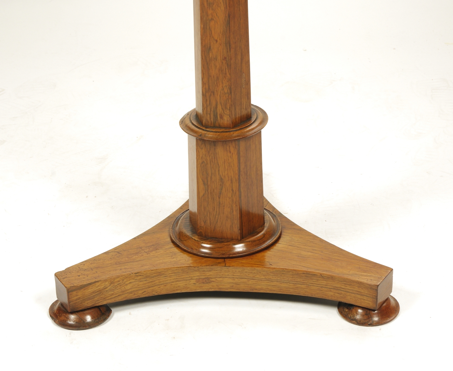View 3: Regency Rosewood Small Games Table