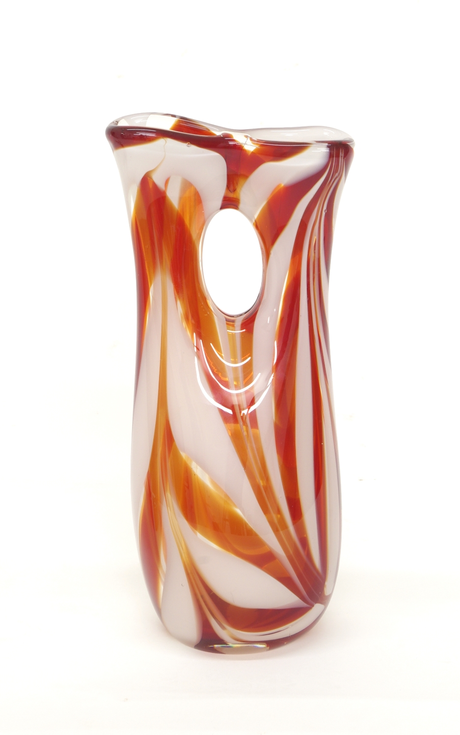 View 2: Murano Glass Vase