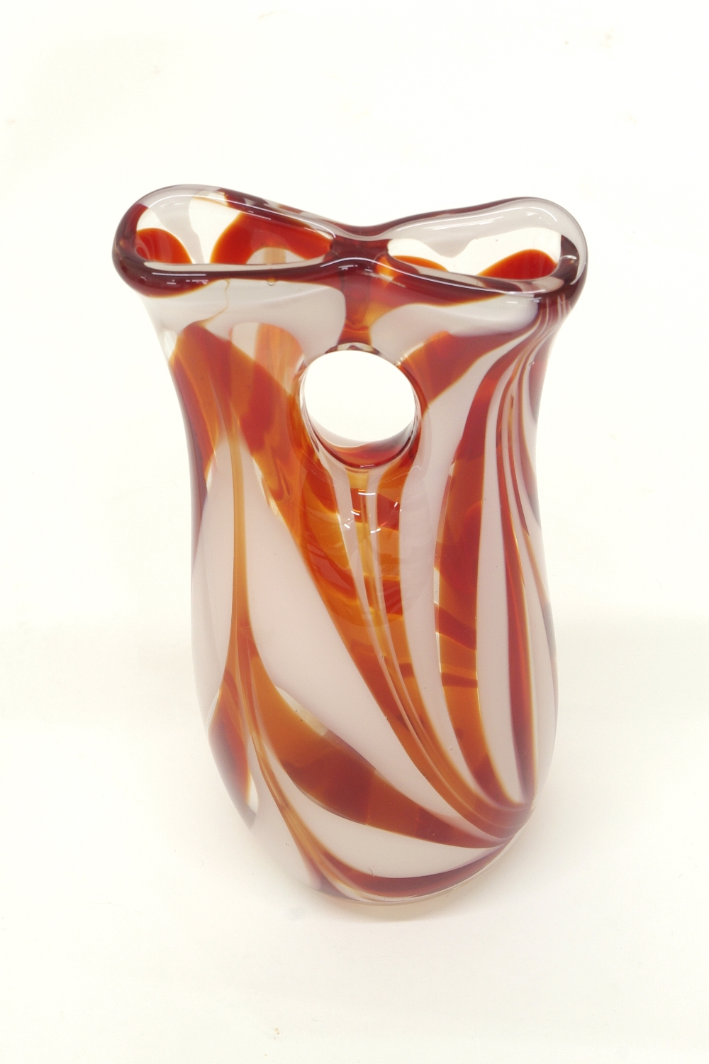 View 3: Murano Glass Vase