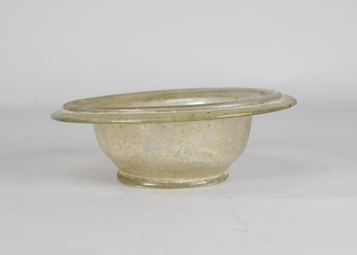 View 2: Roman Glass Bowl