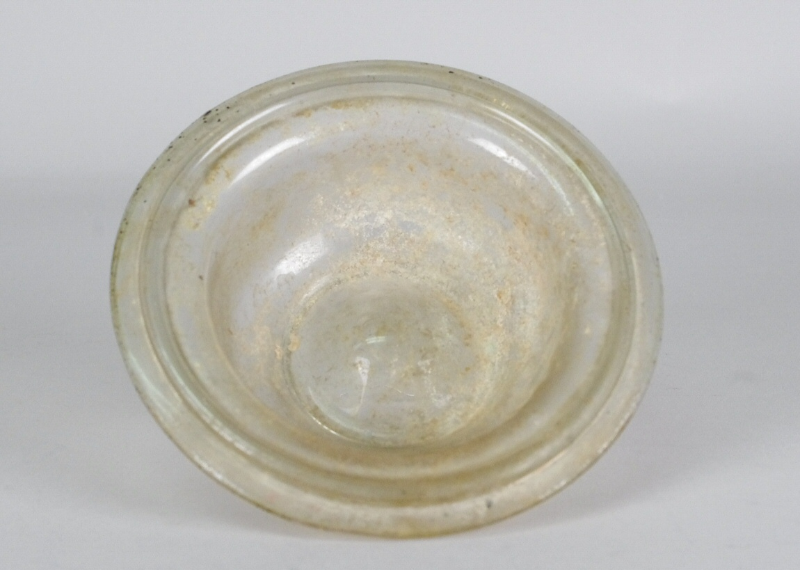View 3: Roman Glass Bowl