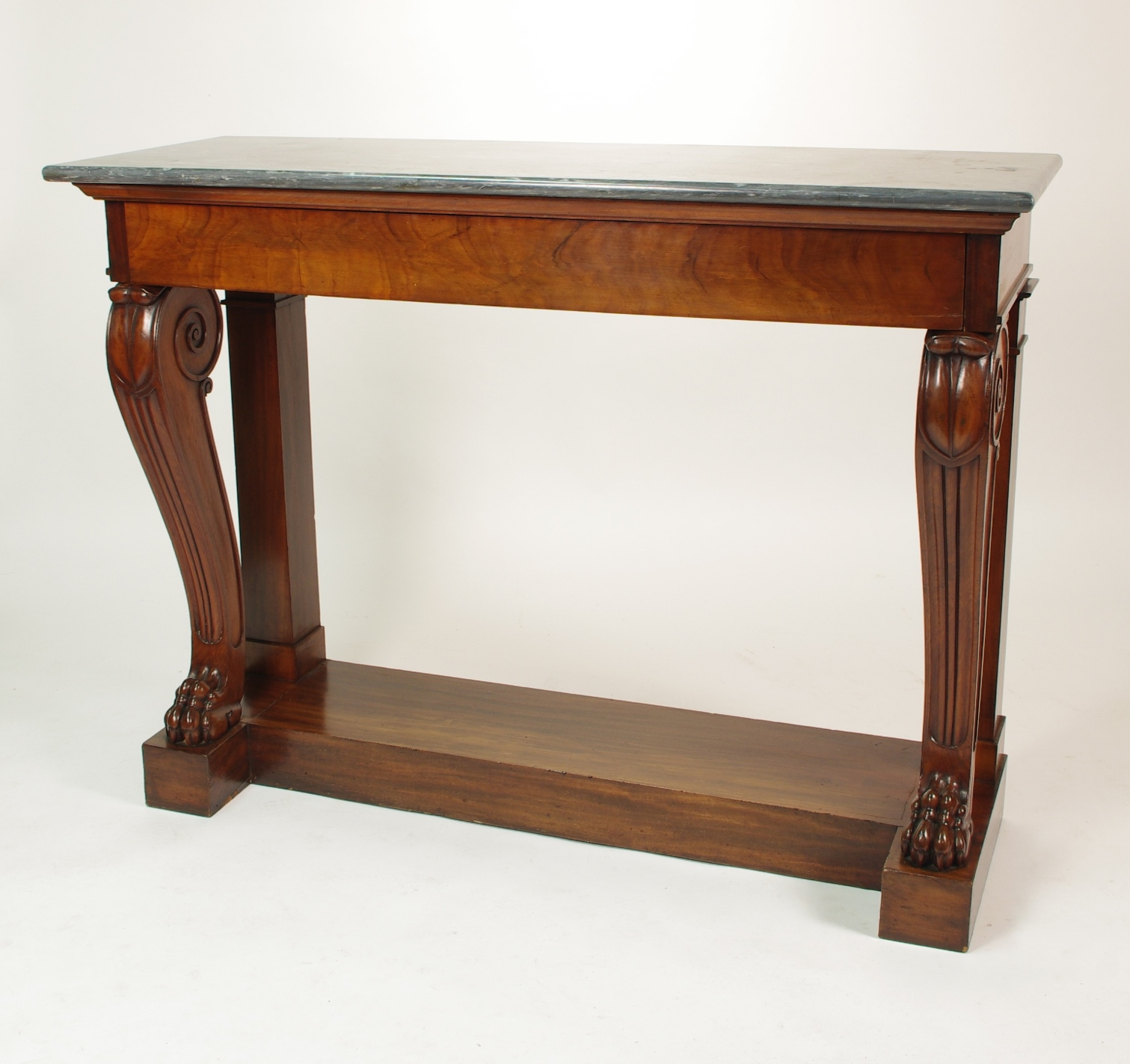 View 3: Fine Charles X Mahogany Console Table
