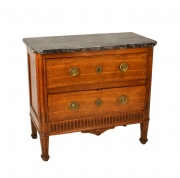 Louis XVI Oak Chest of Drawers