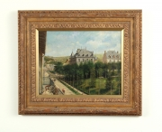"View 8: Achille Ernest Mouret (19th c.) French, ""Villa Beausejour"", 1840-60"