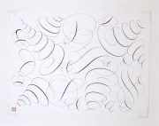 """Calligraphic Drawing #2"""