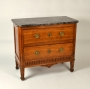 View 2: Louis XVI Oak Chest of Drawers