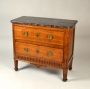 View 4: Louis XVI Oak Chest of Drawers
