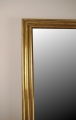 View 2: Louis Philippe Brass Mirror